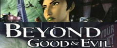 Beyond Good & Evil - I studied political theory for four years and every time someone talked about Friedrich Nietzsche, I thought about this game first. Thanks a lot, Ubisoft.
